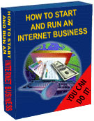start internet business ebook